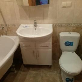 Отопление и водоснабжение в частном доме (г. Днепропетровск)