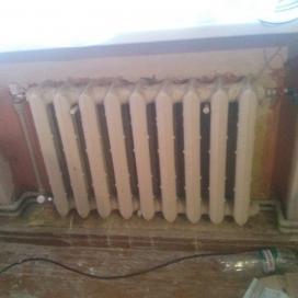 Автономное отопление в квартире (ул. Бажова)