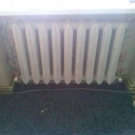 Автономное отопление в квартире (ул. 152 Дивизия)