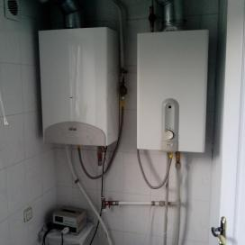 Реконструкция системы отопления (Днепропетровск)