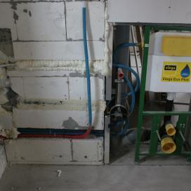 Отопление и водоснабжение, установка приборов