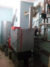 Автономное отопление и Отопление дома без газа
