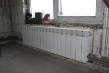 Автономное отопление и Радиаторы отопления