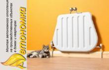 Автономное отопление и Обвязка котельной частного дома